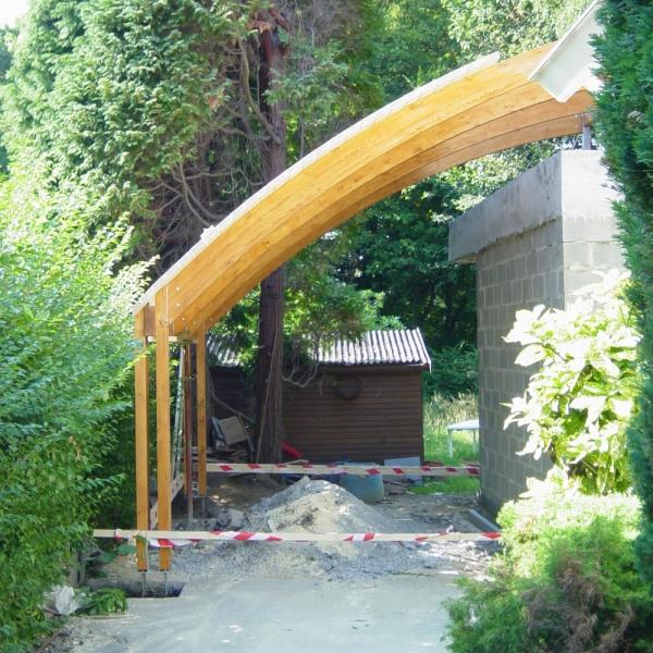 abris de jardin charpente construction bois. Black Bedroom Furniture Sets. Home Design Ideas