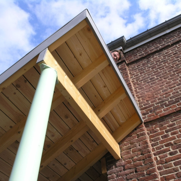 création abris de jardin en bois belgique charpente ccbois