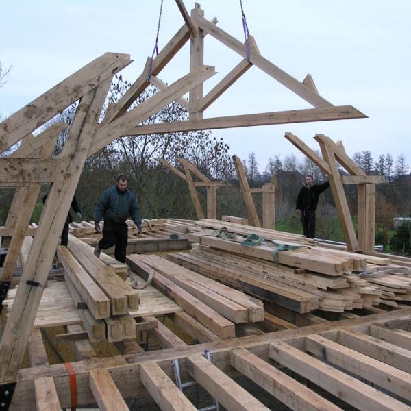 batiment industriel en bois ccbois