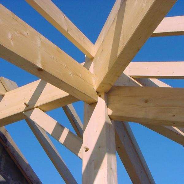 batiment-industriel-colruyt-bois-ccbois en belgique