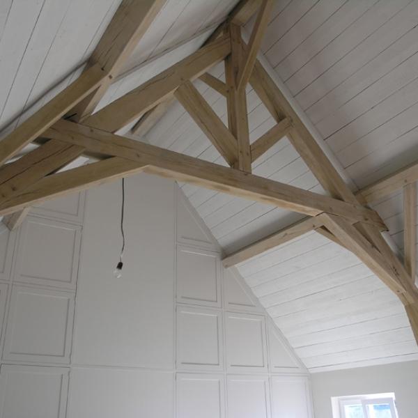 CCBOIS construction de charpente en bois de qualité belge
