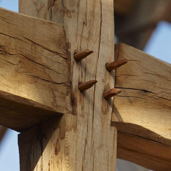 fabrication charpente en bois brabant wallon