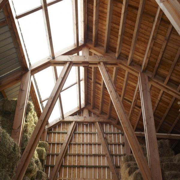 construction charpente en bois wallonie