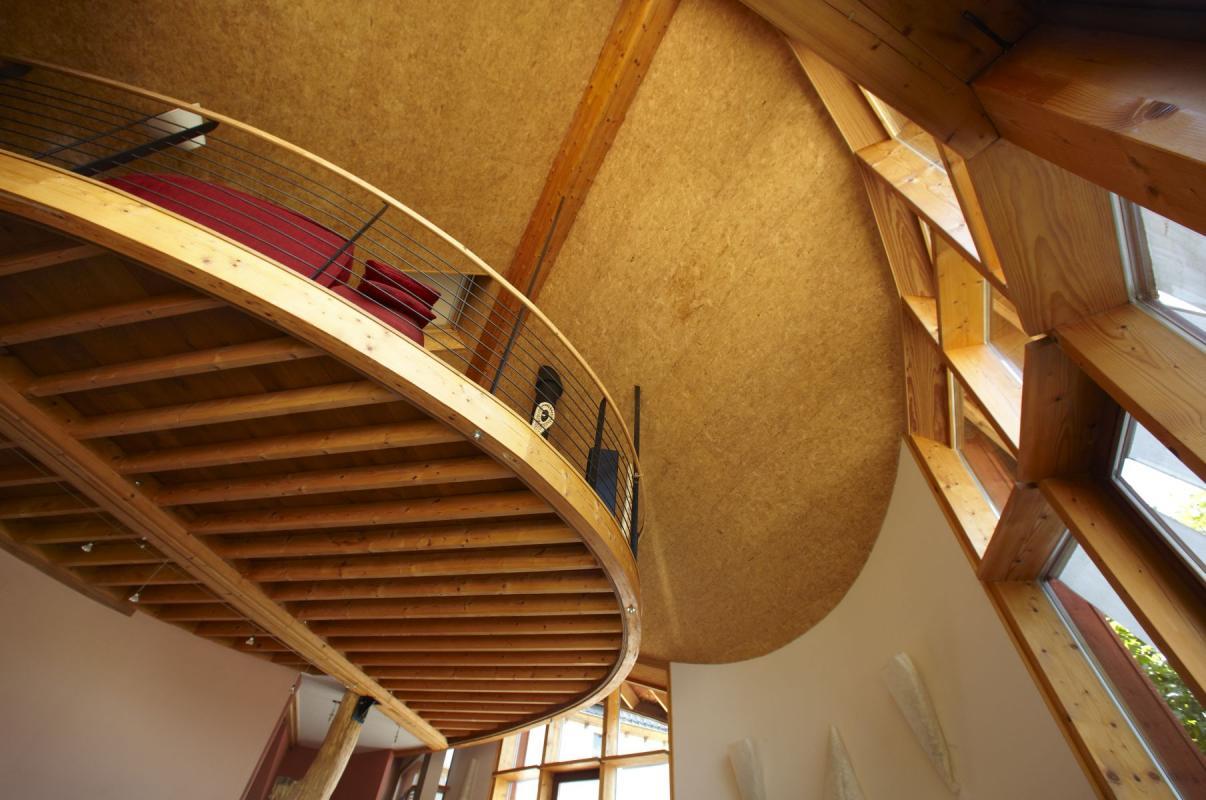 charpente en bois conception