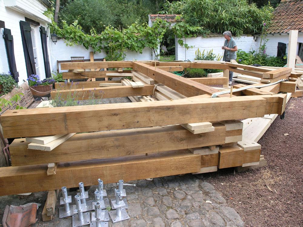 Abris de jardin – Charpente Construction Bois