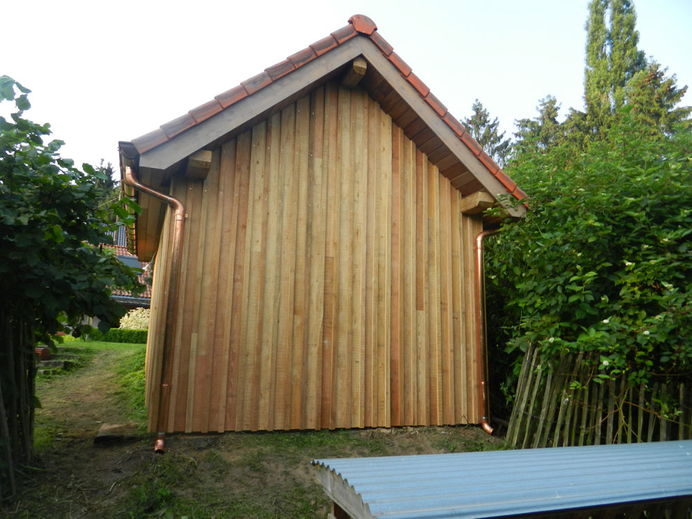 Abris de jardin charpente construction bois en belgique
