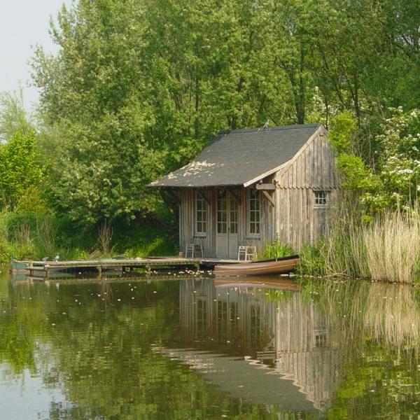 vente d'abris de jardin en bois, cabane en belgique