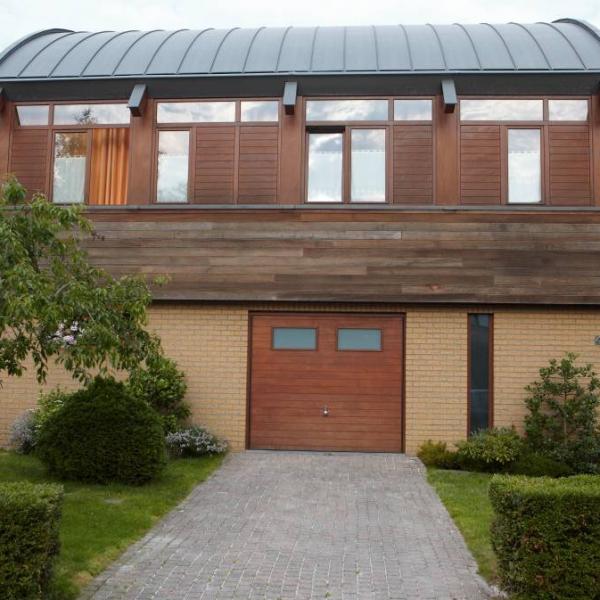 Chantier ccbois charpente extension en belgique