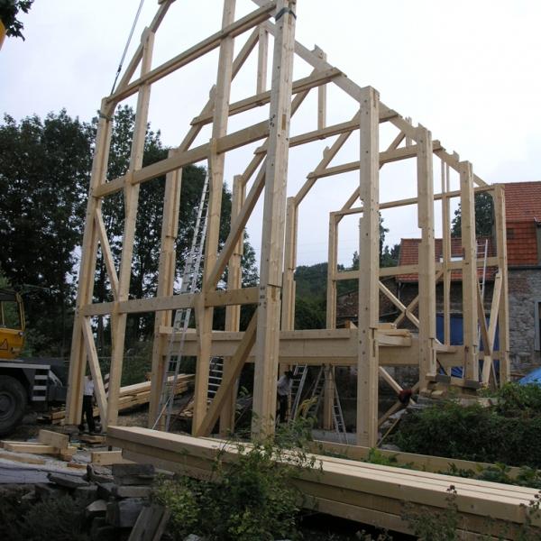 Construction et charpente en bois CCBOIS
