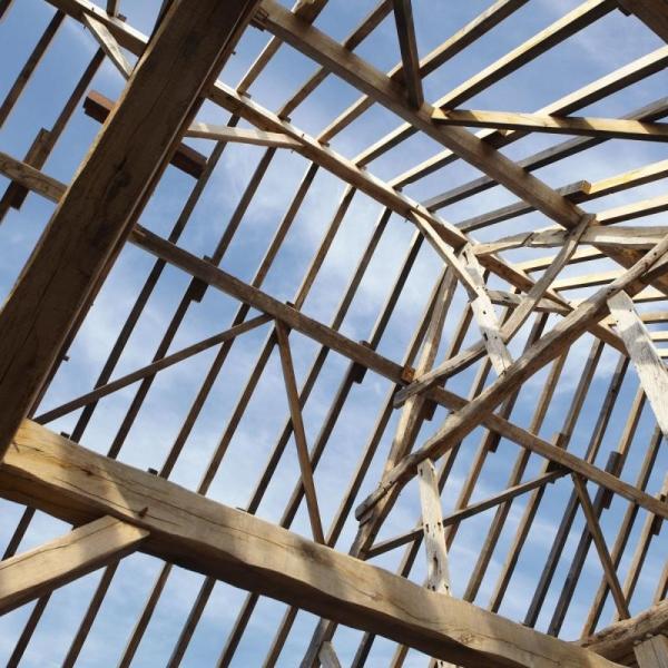 fabrication charpente en bois belge