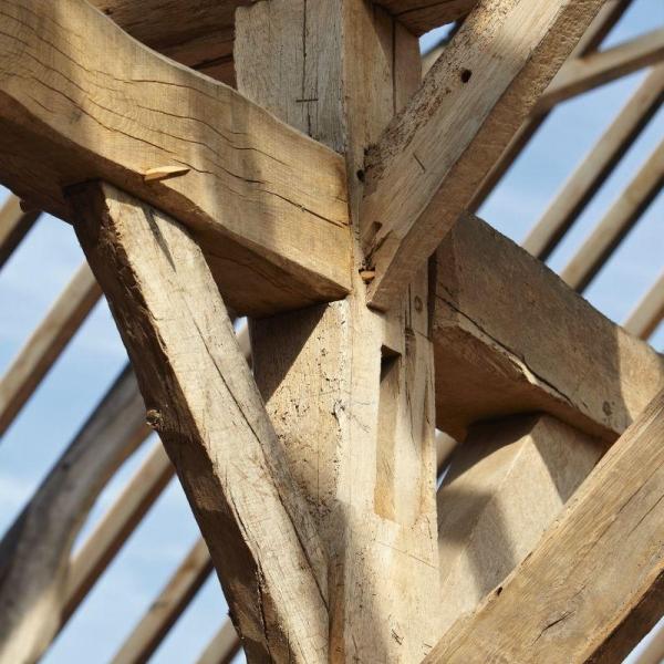 construction charpente en bois belgique