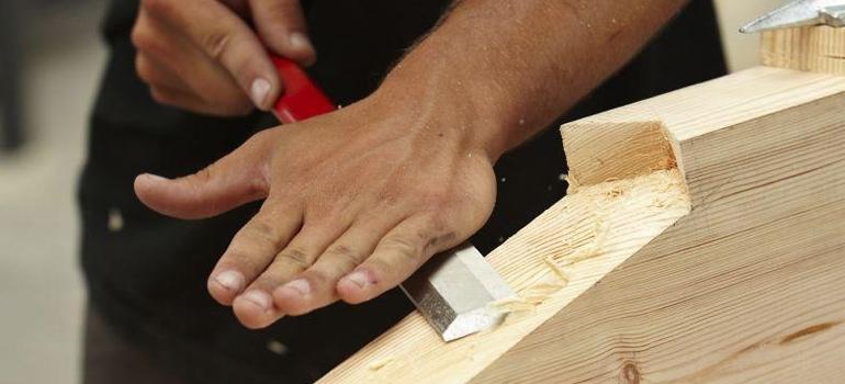 charpente bois réalisation Wallonie