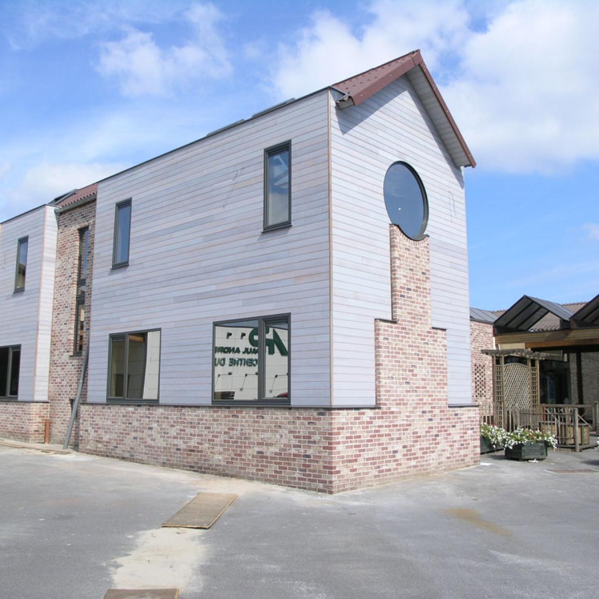 création extension de maison avec charpente en bois en belgique de bonne qualité